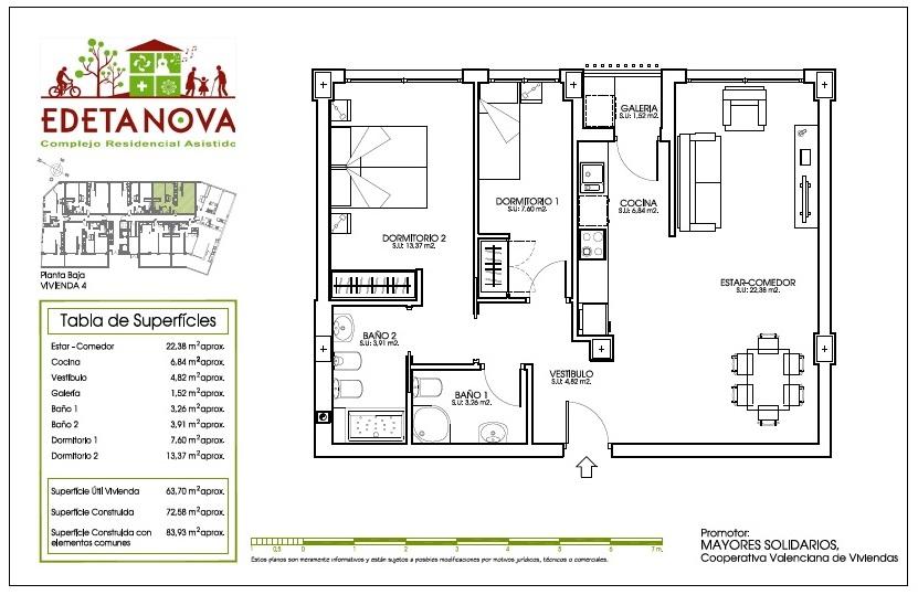 Edetanova planos for Antropometria de la vivienda pdf